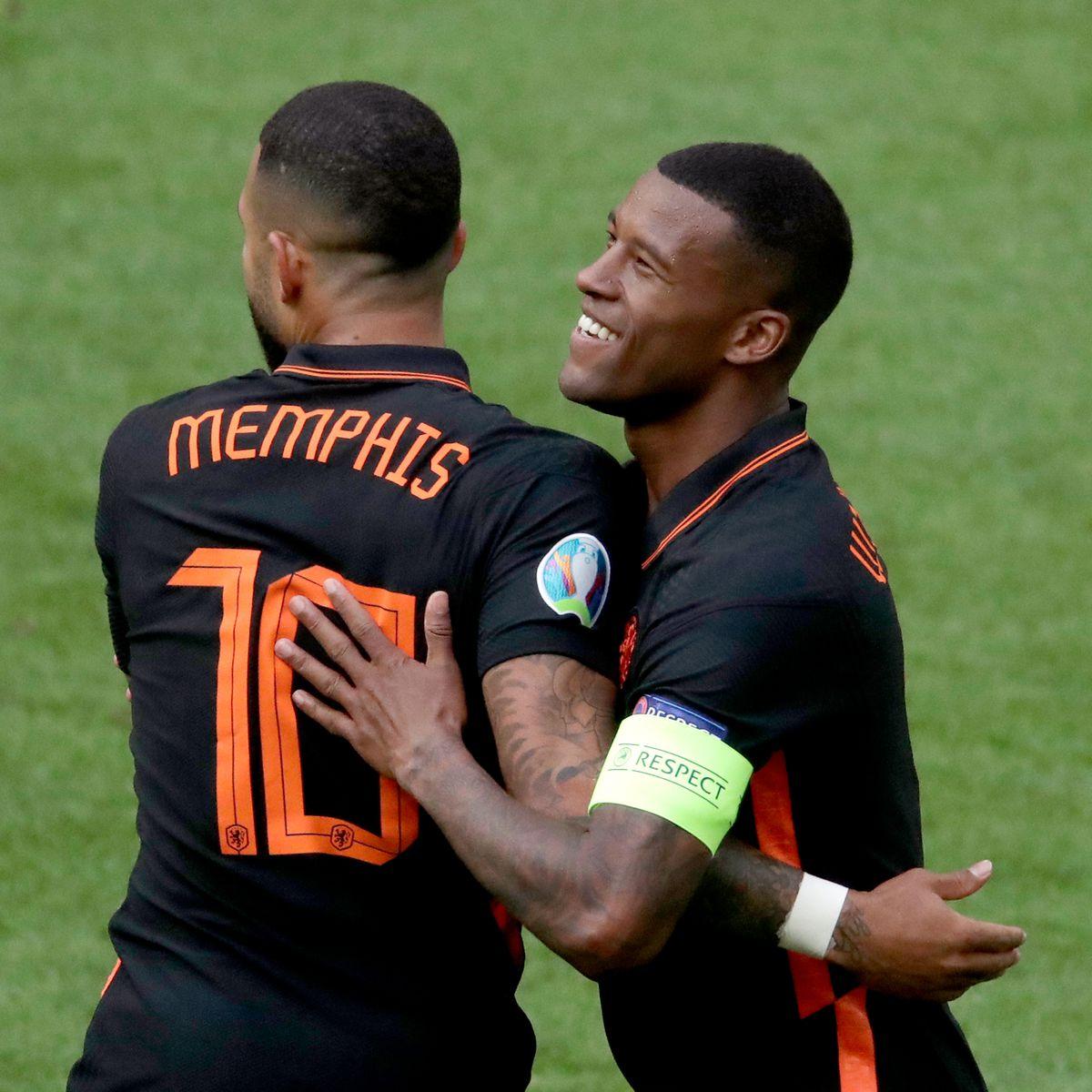 North Macedonia v Holland -EURO