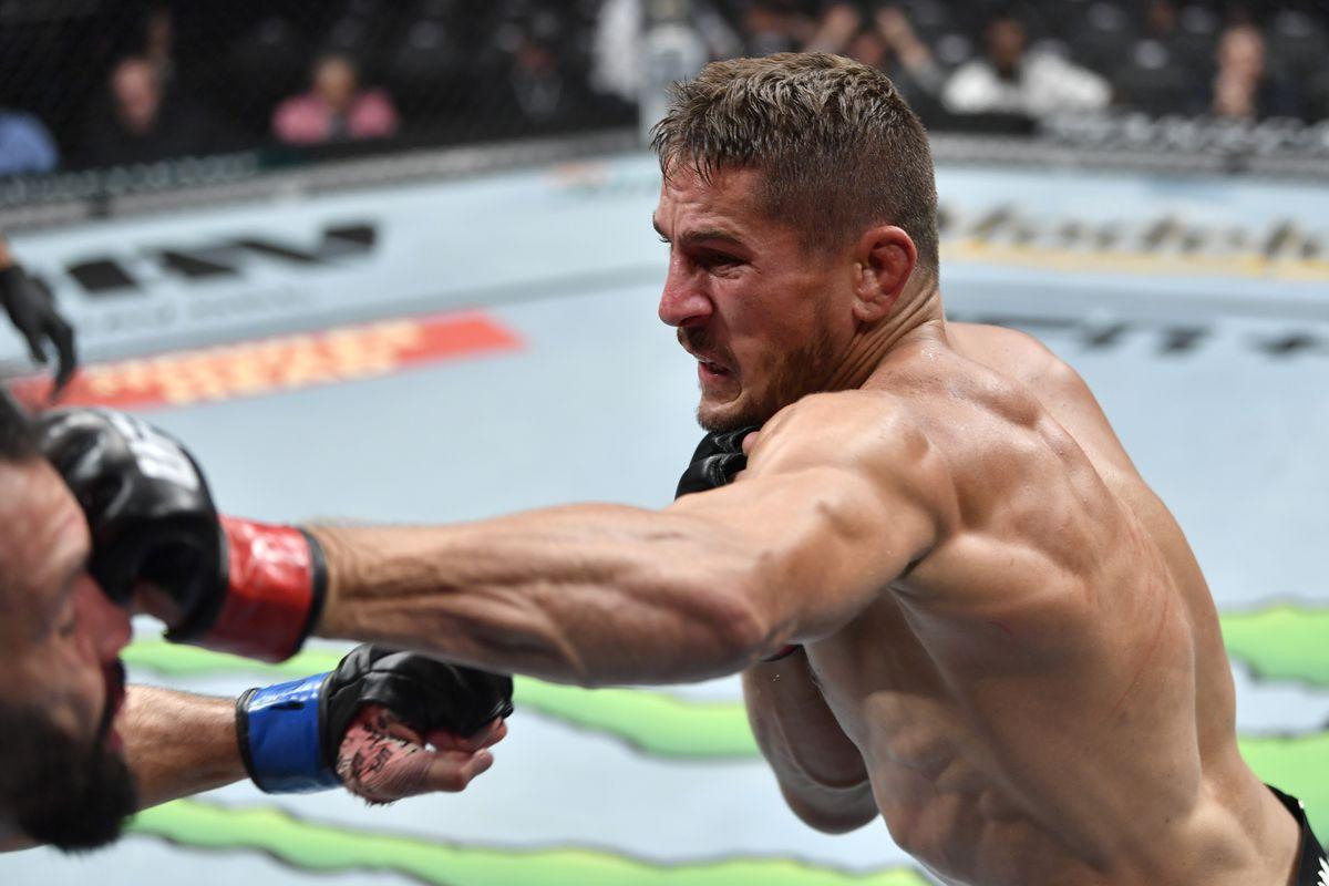 UFC 264: Price v Pereira