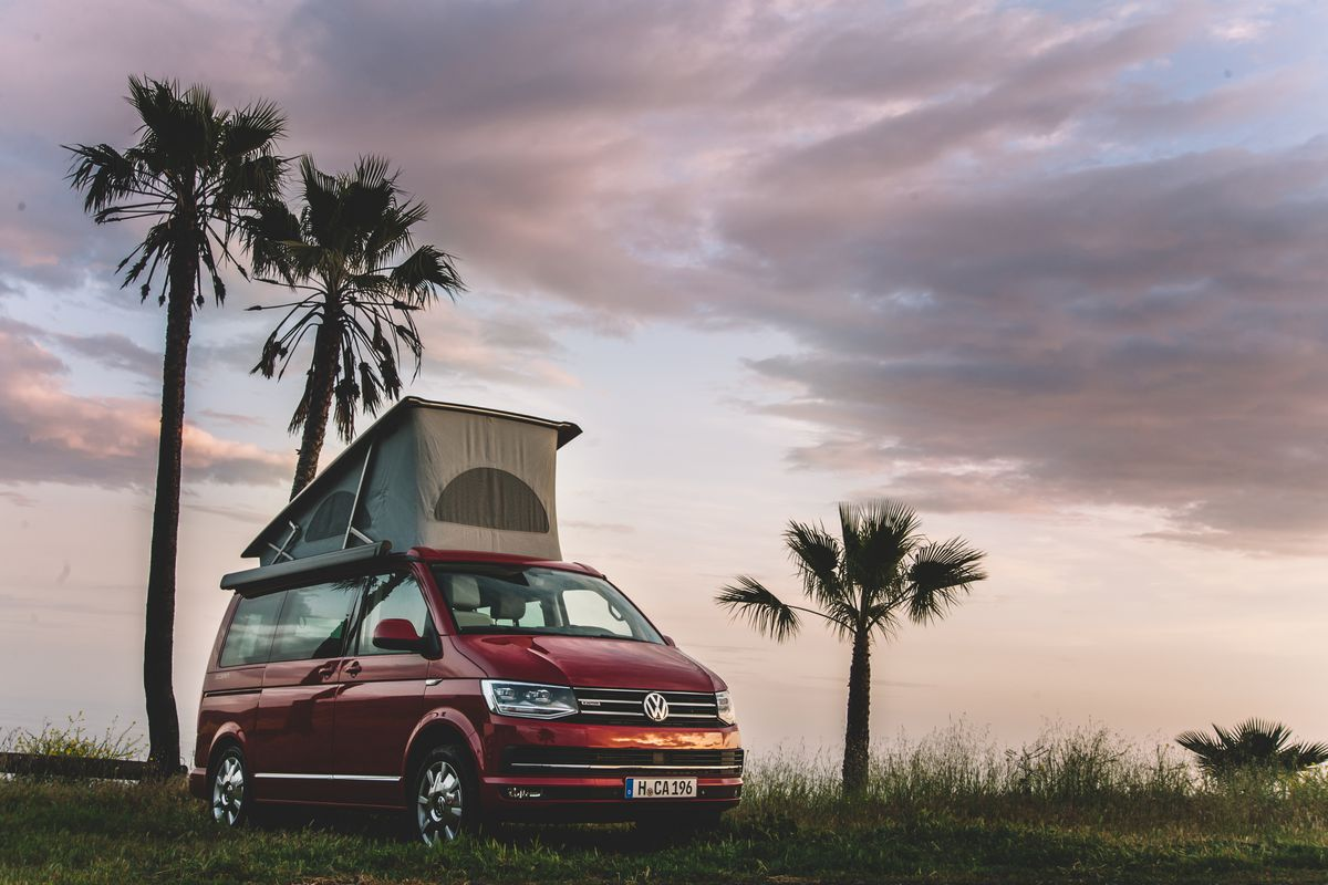 e8f29471eb The 9 best camper vans of 2018 - Curbed