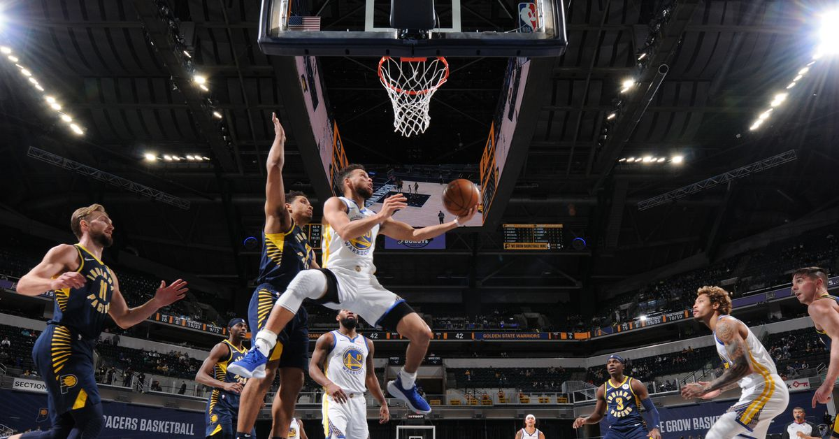 Warriors vs. Pacers final score: Dubs' defense the difference in win over Indy - Golden State of Mind