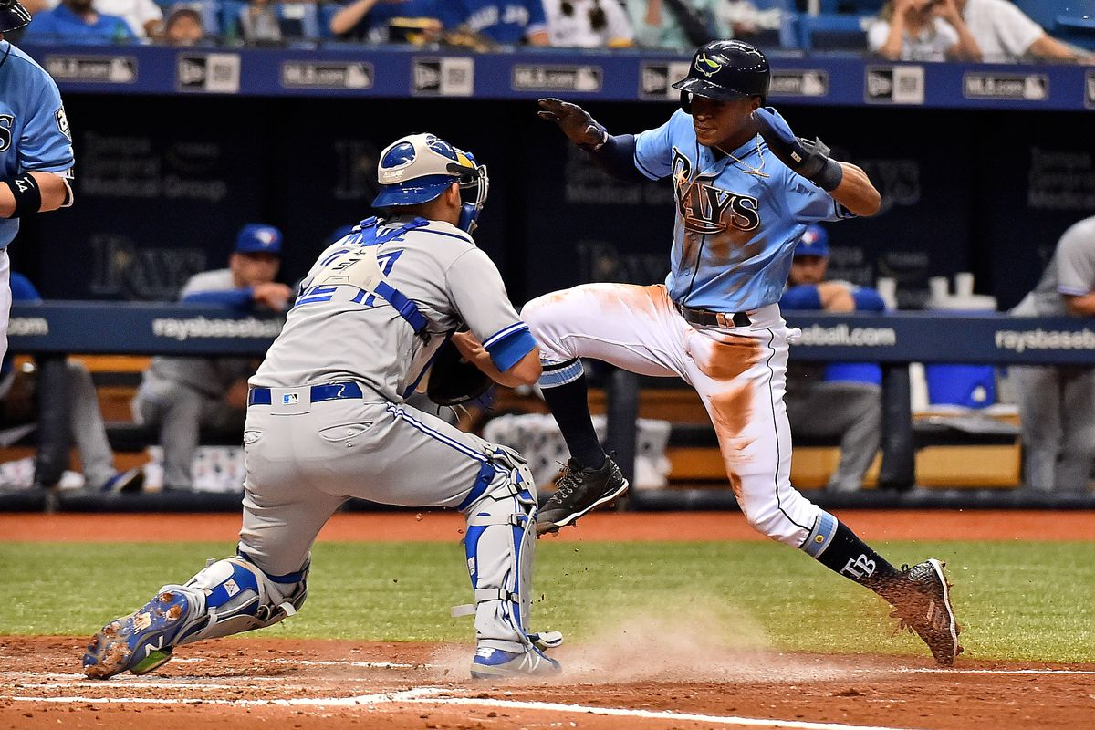 5d668e3ac Tampa Bay Rays News and Links  Don t try to steal home - DRaysBay