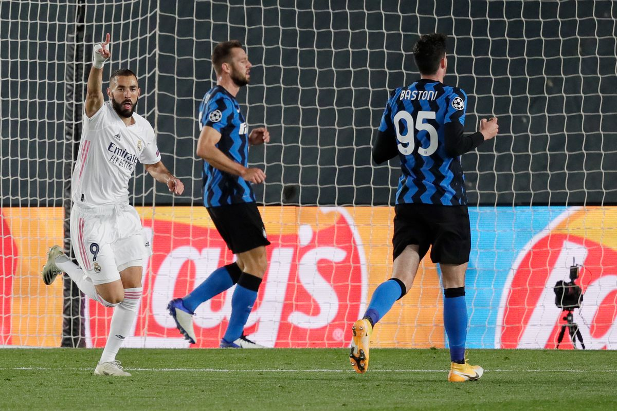 Immediate Reaction Real Madrid 3 2 Inter Milan Managing Madrid