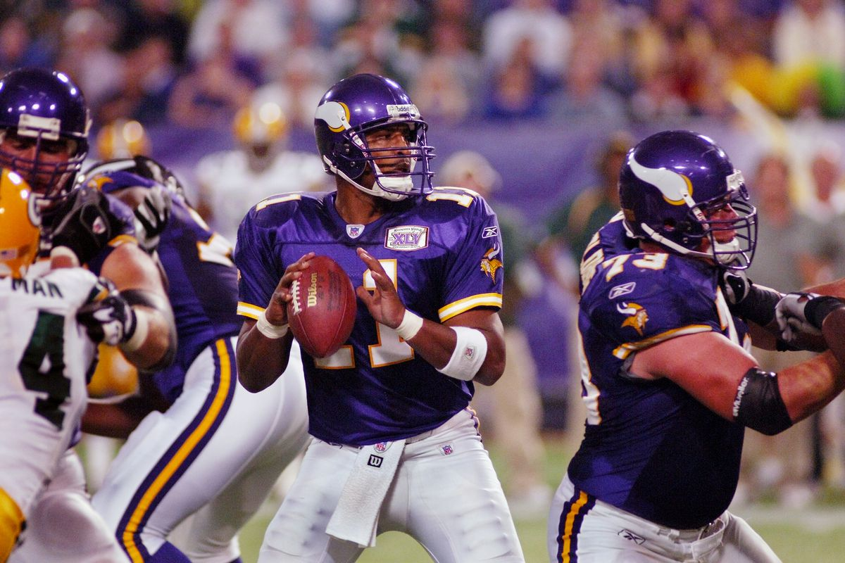 NFL Quarterback Daunte Culpepper
