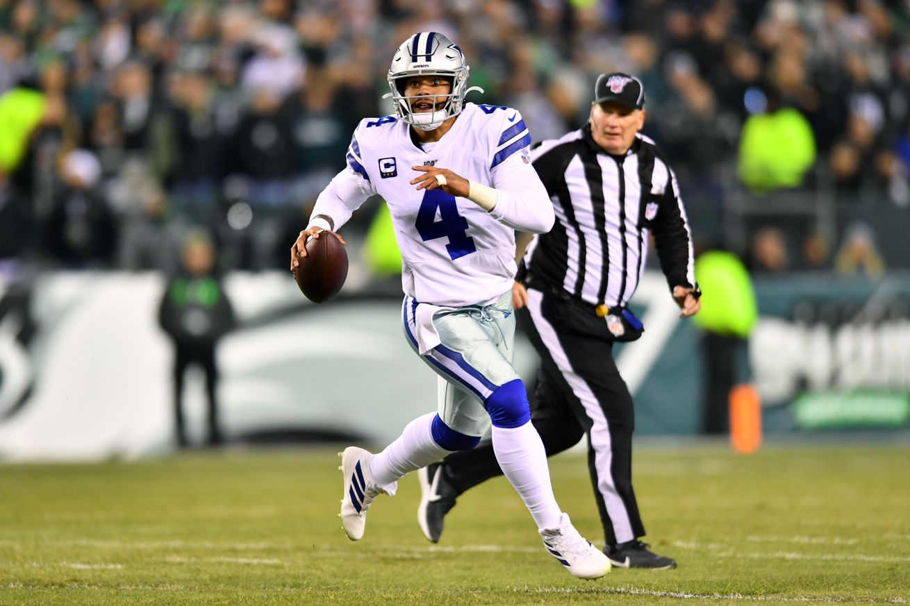 NFL: DEC 22 Cowboys at Eagles