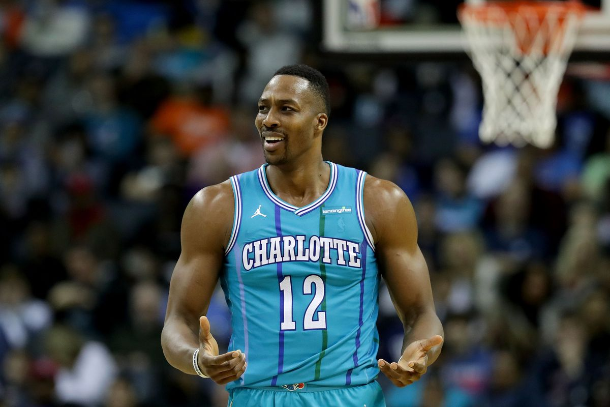 dwight howard and the nets are working on a buyout where would he