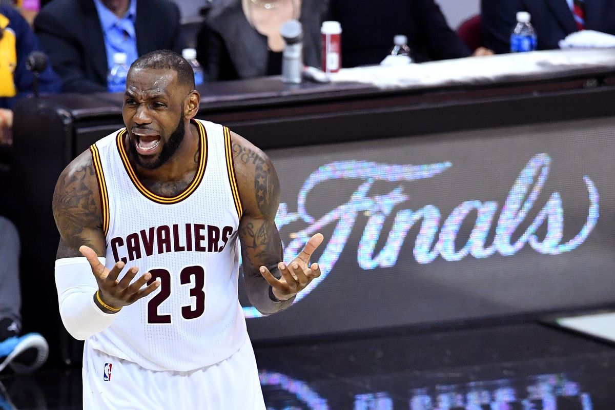 7ec758f1c9d6 LeBron James reportedly  concerned  about Cavaliers  quiet offseason. Will  he stay next season