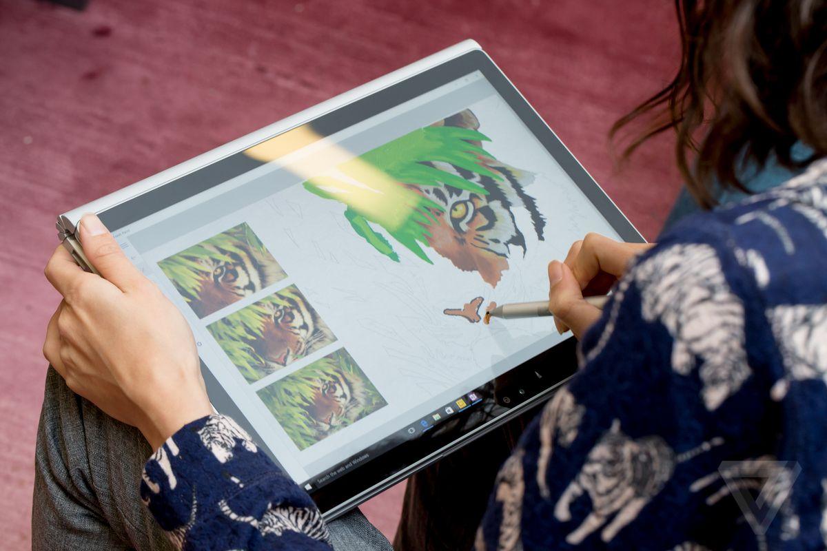 Surface Book pen 2