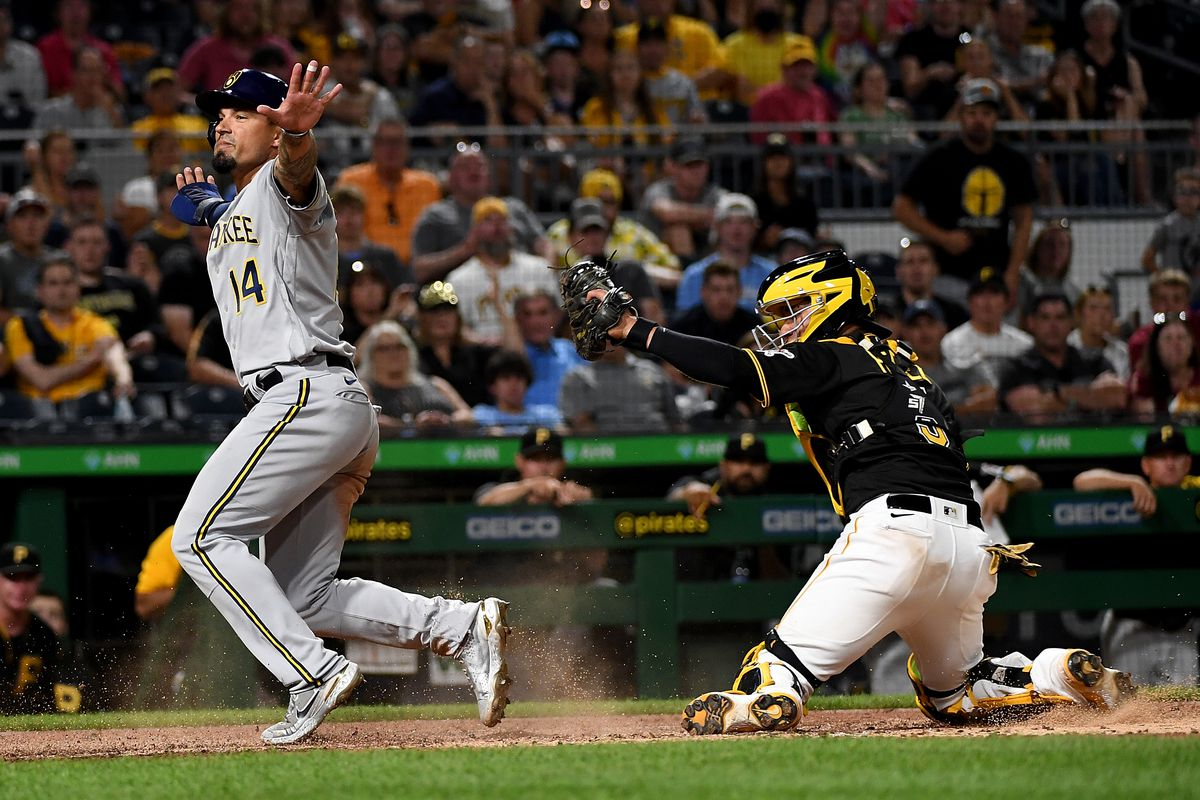 Milwaukee Brewers v Pittsburgh Pirates - Game Two