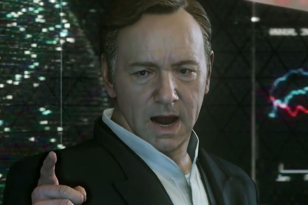 The results of the picture for Kevin Spacey Call of Duty