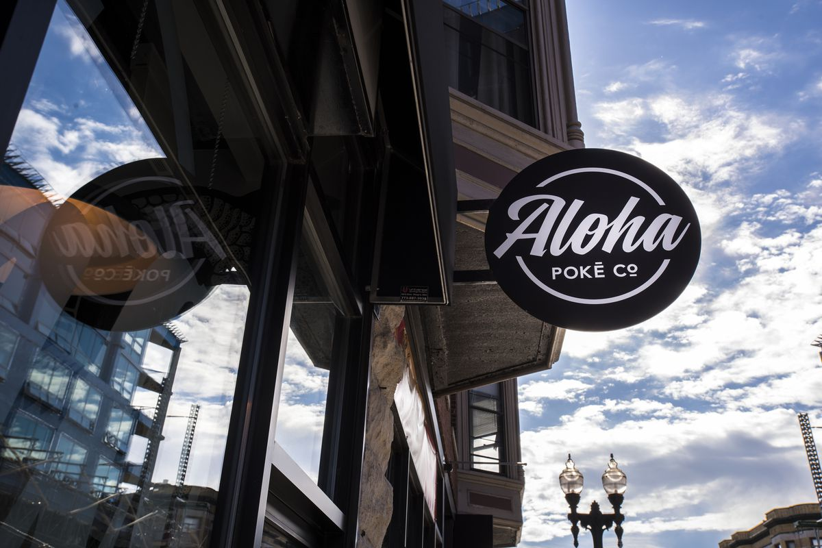 Aloha Poke Plans To Flood Chicago With 14 New Restaurants By 2017s