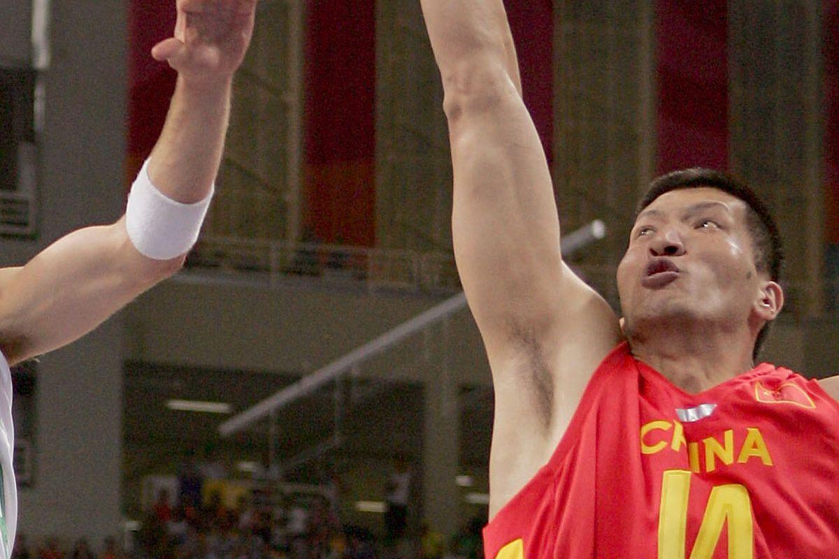 Mens Qtrfinal LTU v CHN