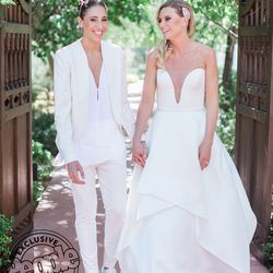 In May 2017, Phoenix Mercury guard Diana Taurasi wed Penny Taylor who works as the team's director of player development.