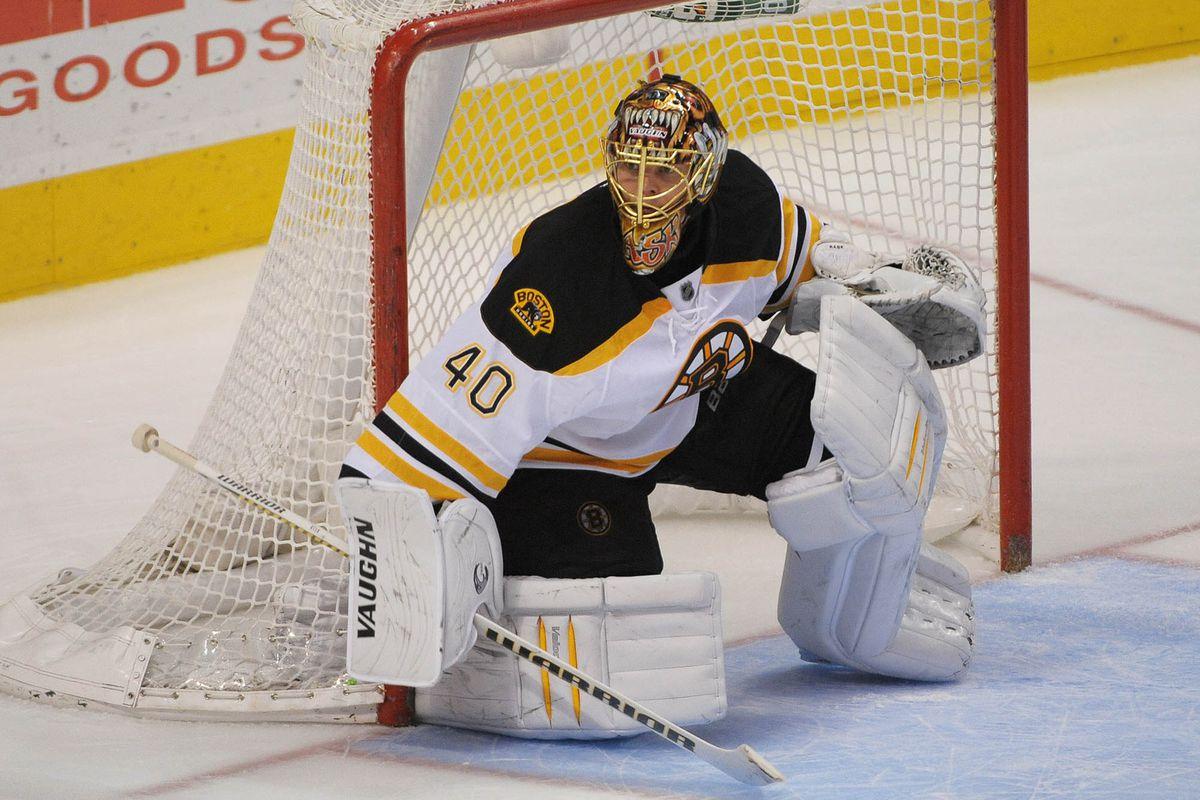Tuukka Rask: Pretty good goalie. Never listen to radio callers.