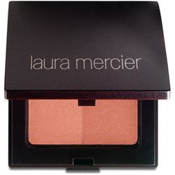 """Laura Mercier Bronzing Duo, <a href=""""http://www.bluemercury.com//bronzer-and-luminizer/laura-mercier-bronzing-duo.asp """">$32.</a> """"I always bring a Trish McEvoy planner packed to the gills, always including a pink blush and bronzer (mixing them give you an"""