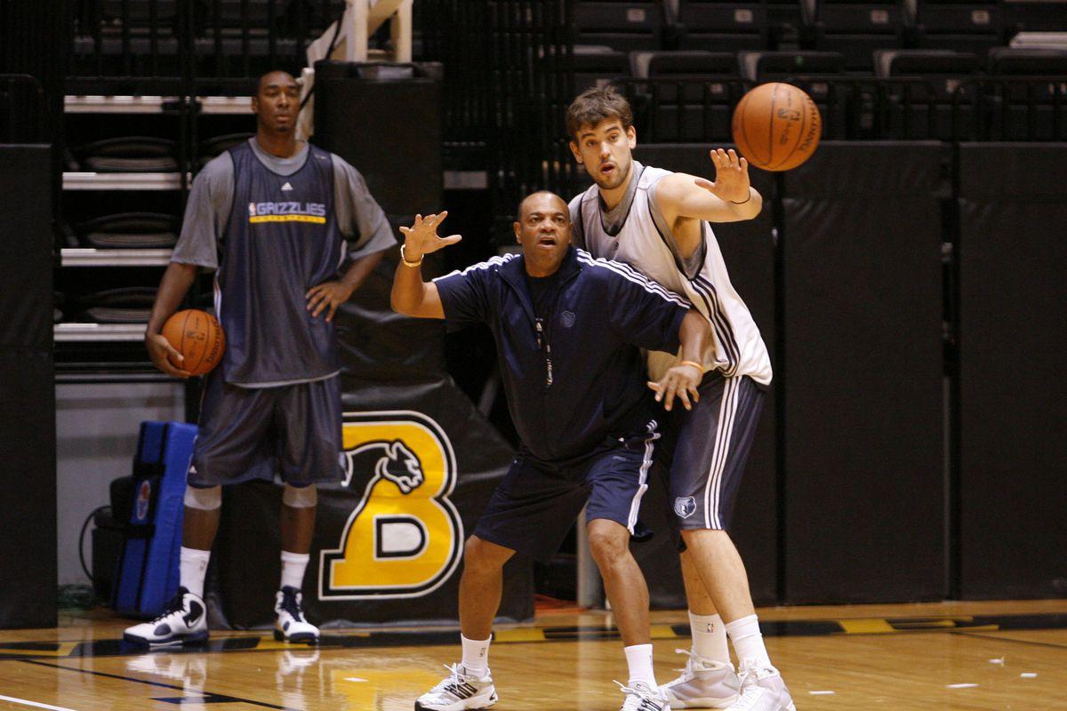 Memphis Grizzlies Training Camp