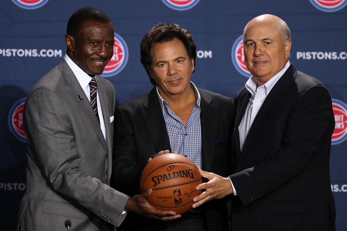 2019 NBA Draft: Pistons' Ed Stefanski talks draft strategy, free agency plans and team progress