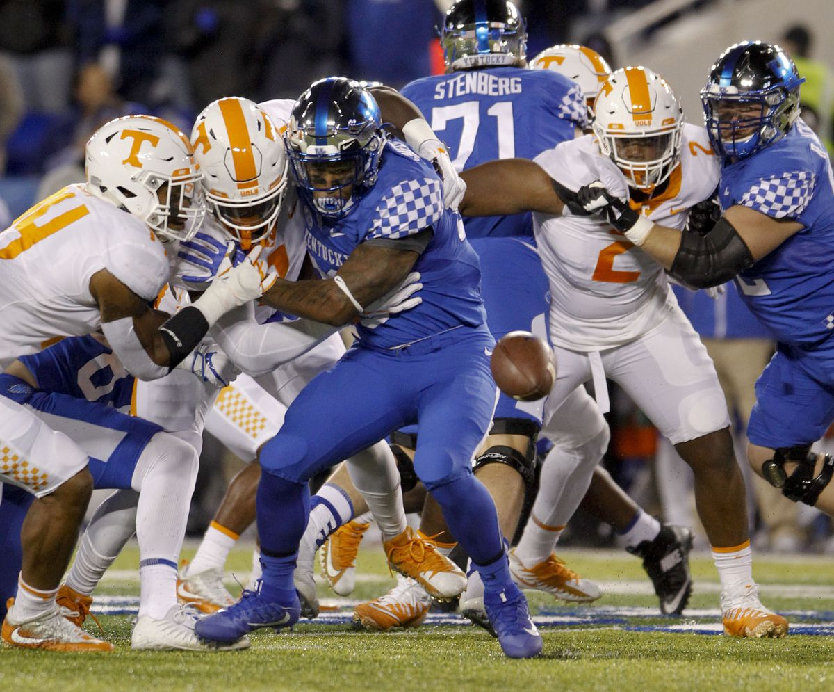 Tennessee vs Kentucky Recap: Vols Defense Disappoints ...