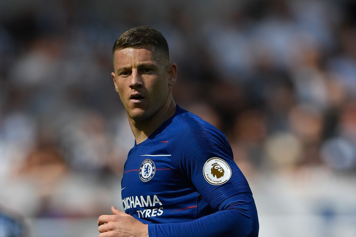 The Lesser Spotted Ross Barkley In A Rare Appearance Photo By Stu Forstergetty Images