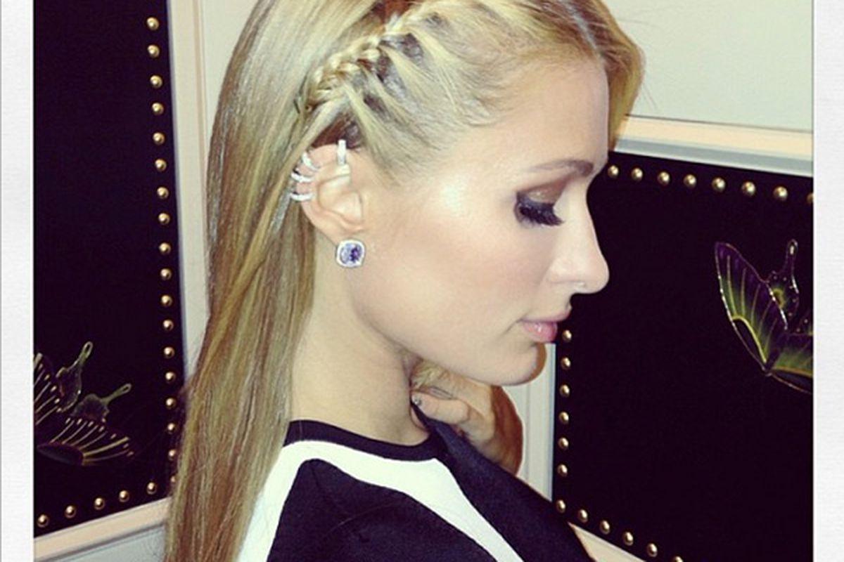 """Image via Paris Hilton/<a href=""""http://instagram.com/p/fG5pTtqgBt/"""">Instagram</a>"""