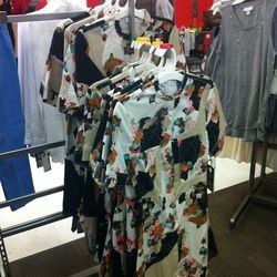 8:22 a.m.: These floral dresses are like the last-picked kids in gym class. And, not to be mean, but we kinda get why.