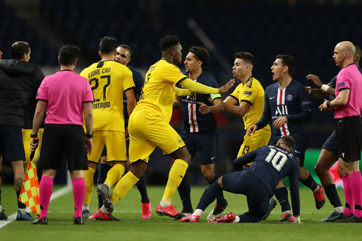 Dortmund Paris