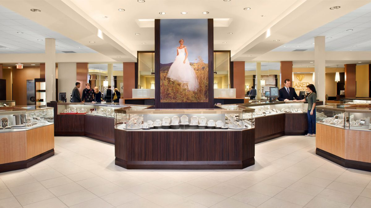 Inside A Jared Store Photo: Signet Jewelers