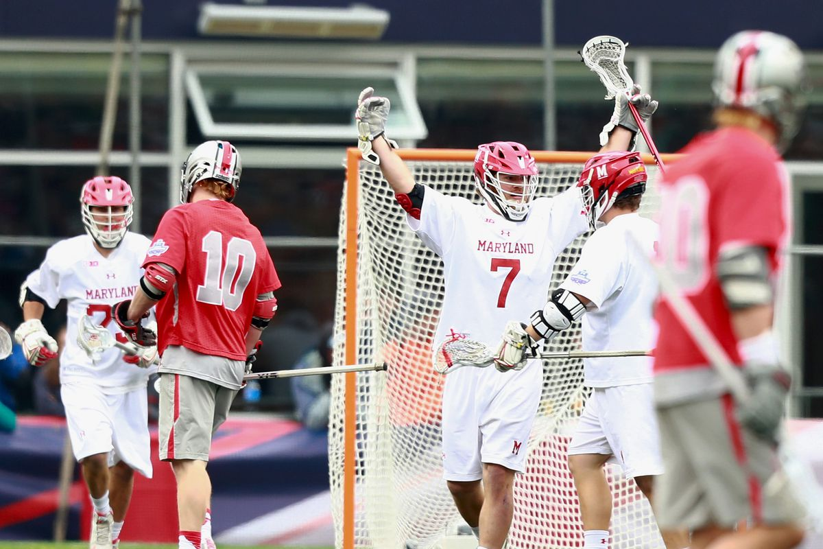 Maryland ends championship drought by beating Ohio State for NCAA lacrosse title
