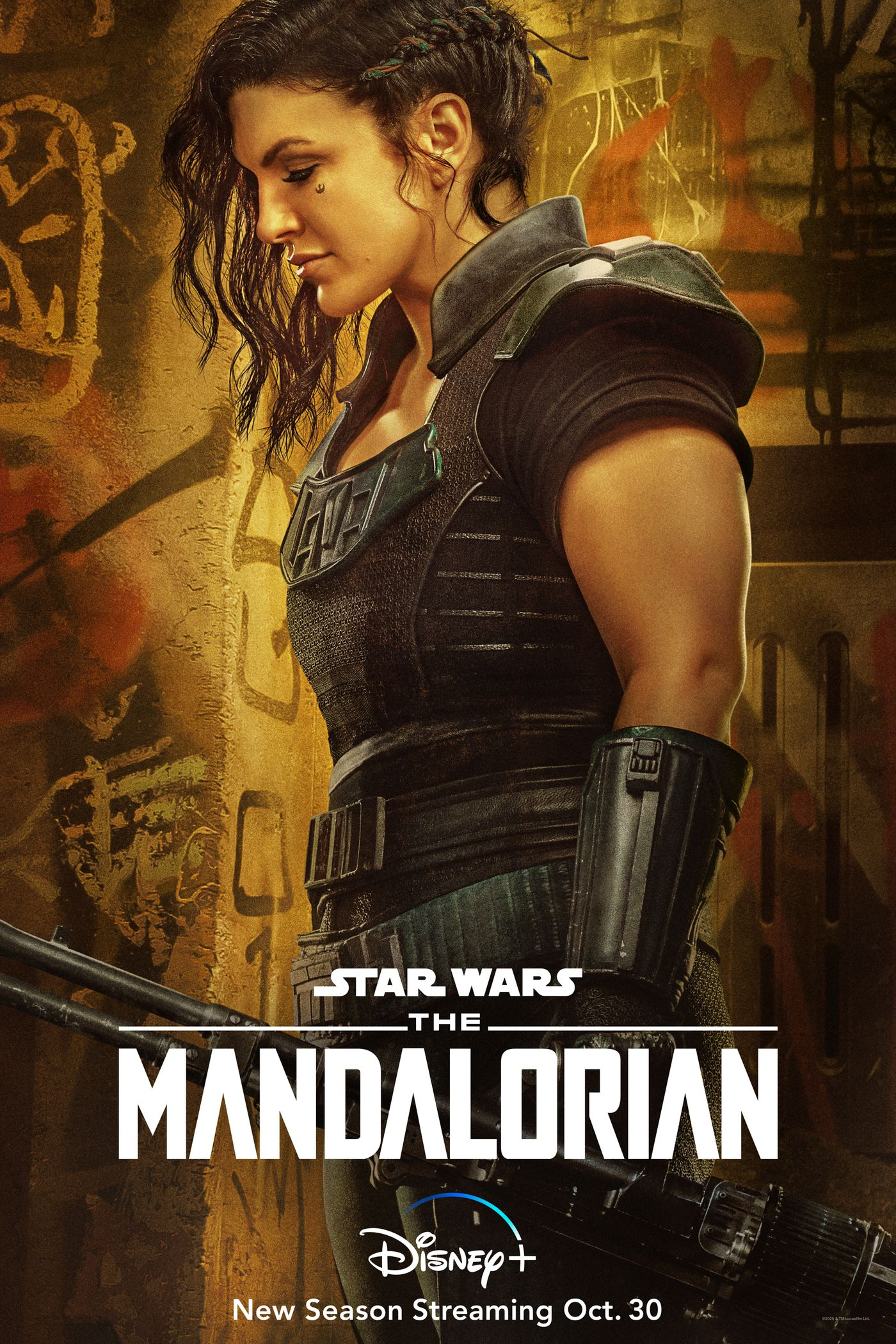 Star Wars The Mandalorian New Poster Art Leaks Online Deseret News