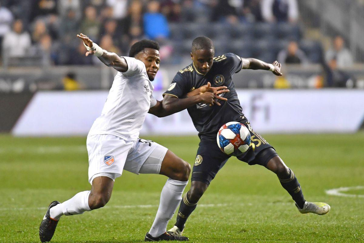 MLS: FC Cincinnati at Philadelphia Union