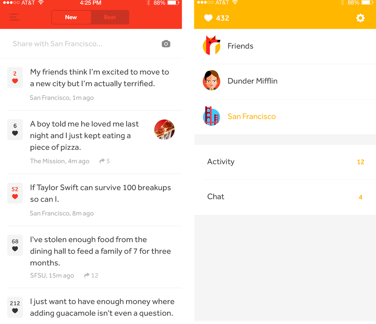 Secret is relaunching as a faster anonymous social network