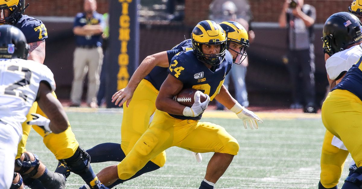 Michigan vs  Army player of the game - Maize n Brew