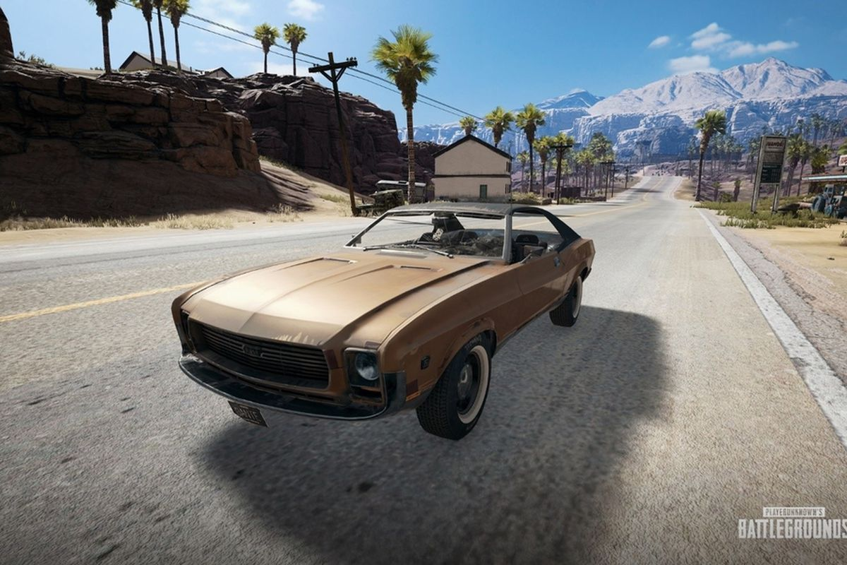 pubg for xbox one update adds new gun and new car changes weapon