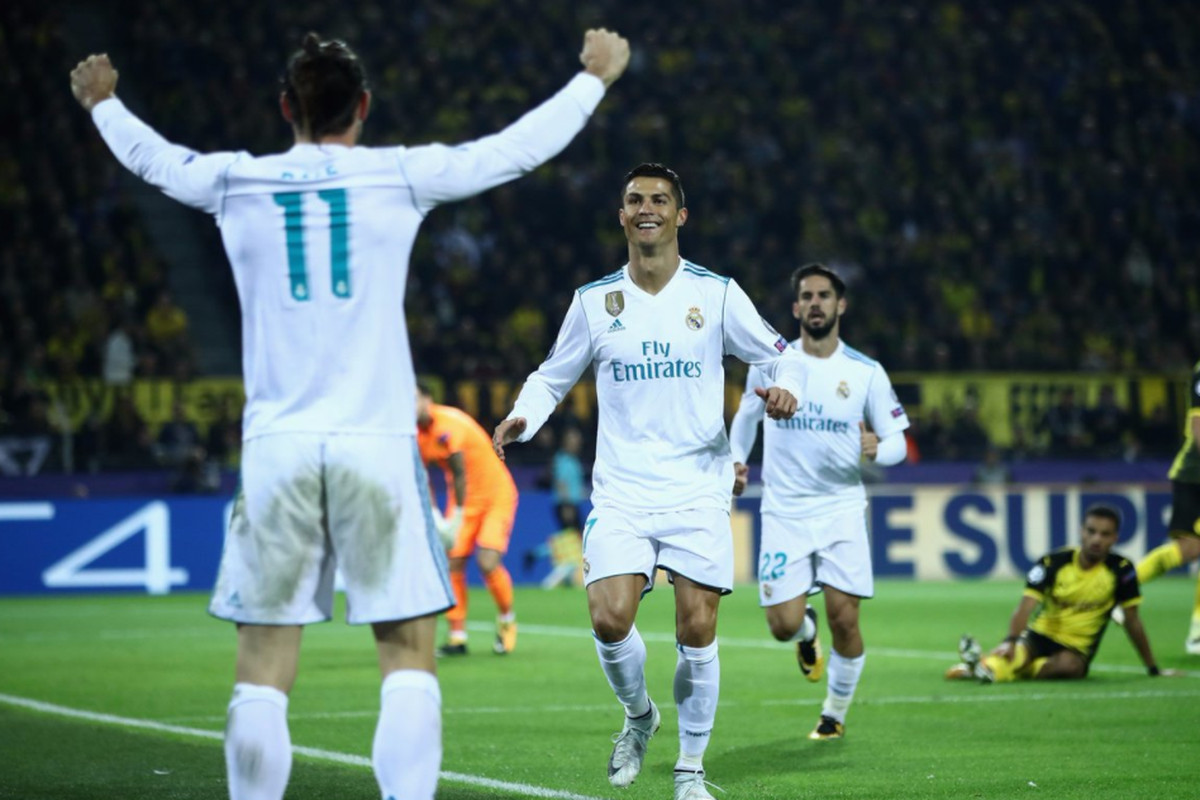 Immediate Reaction Borussia Dortmund 1 3 Real Madrid Managing