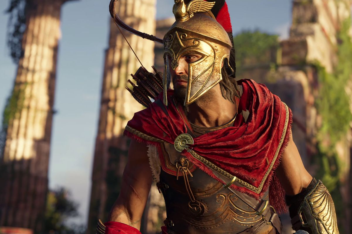 Assassin S Creed Odyssey Nominated For Glaad Award Despite