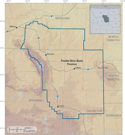 powder river basin