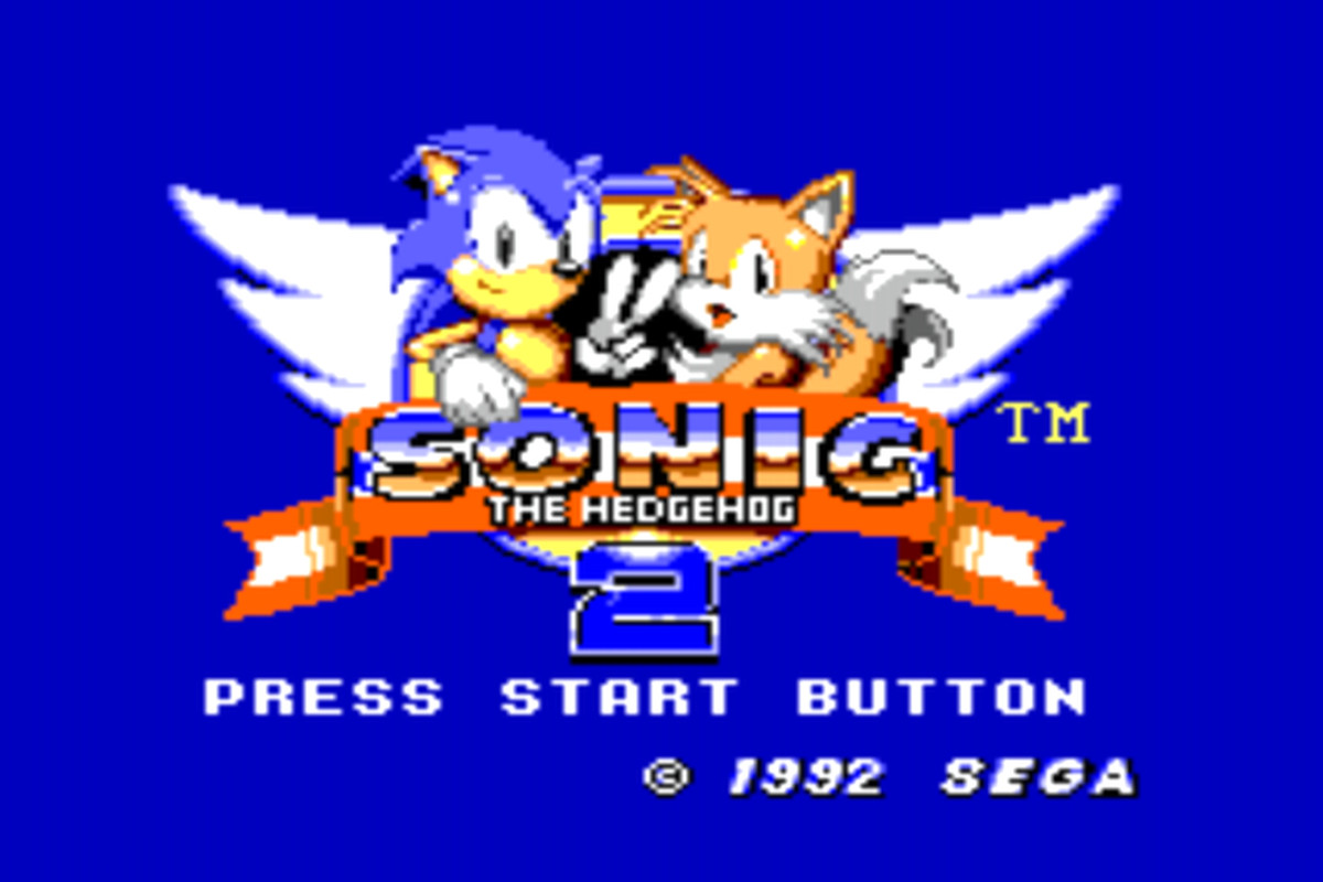 Sonic The Hedgehog 2 For Game Gear Coming To 3ds Eshop In Japan Polygon