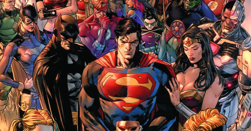 DC Comics' next Crisis is a heavier drama than any before