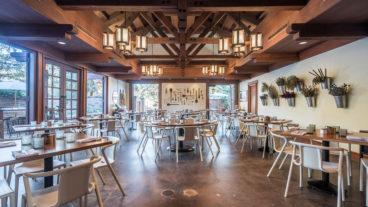The New Descanso Gardens Brunch Restaurant Is A Stone Cold Stunner