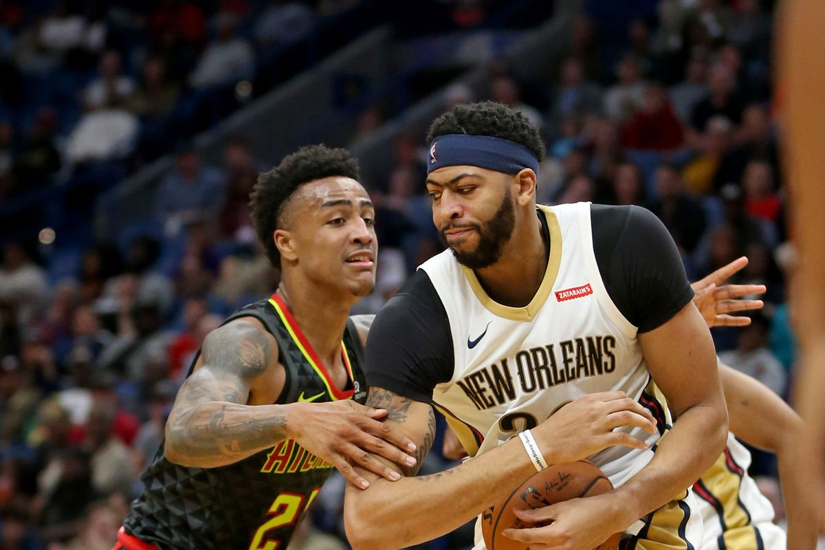 nba preseason preview: new orleans pelicans look to rebound on
