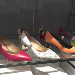 Low heels, $178.50 (originally $595)