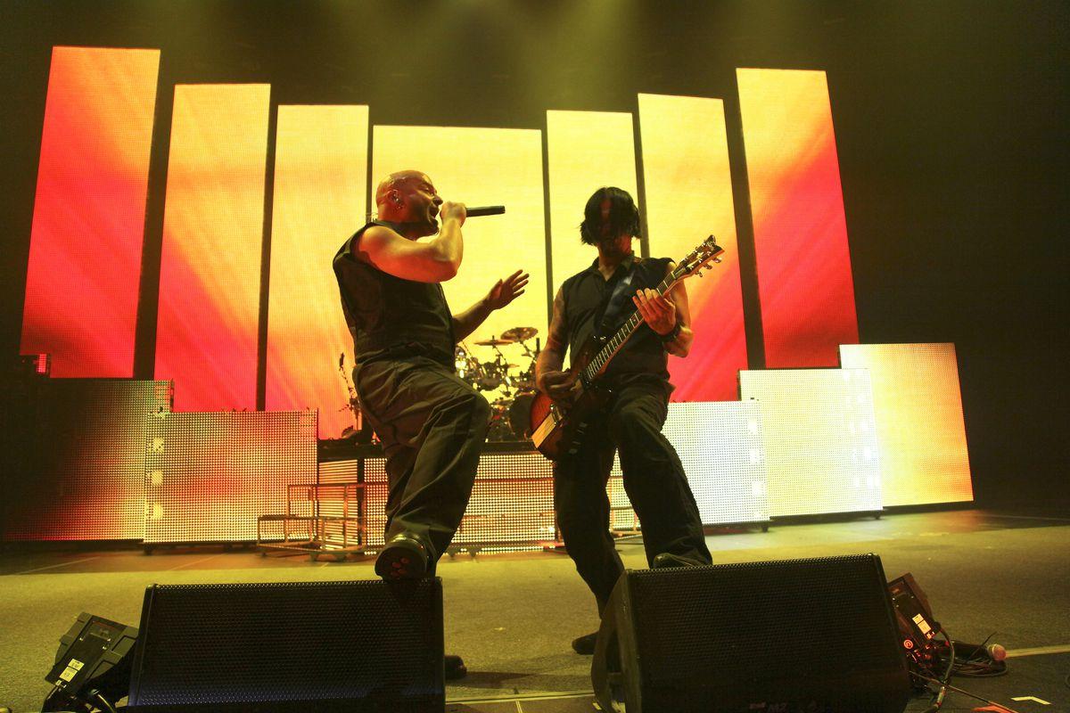 2010 Rockstar Energy Drink Uproar Festival - Minneapolis, MN