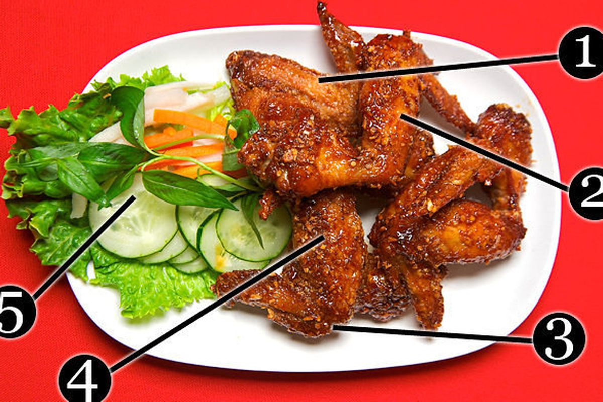 Eater elements pok pok 39 s fish sauce wings eater for Wings and fish