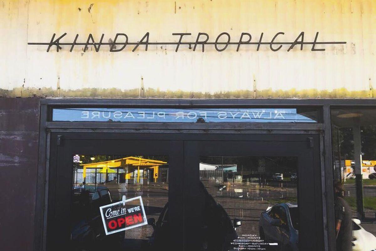 Kinda Tropical