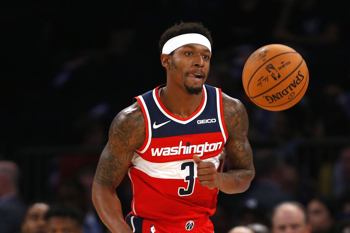 Beal signs two-year contract extension with Wizards - Bullets Forever