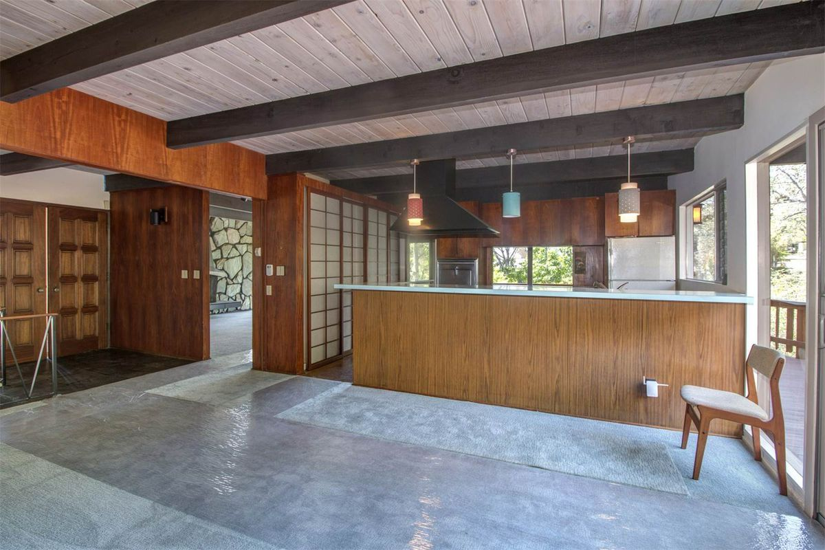 Midcentury Home Hits San Diego Market For First Time Asks