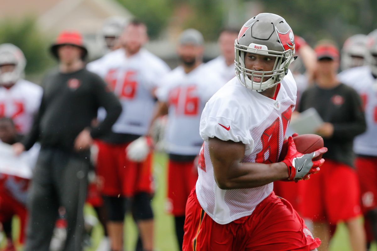 Watch O J Howard fool Brent Grimes with a double move Bucs Nation