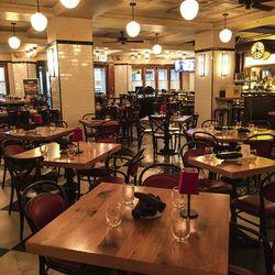 The dining room at LaBriola Ristorante. | Sun-Times Staff