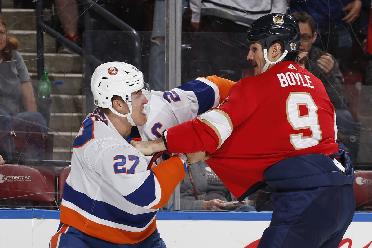 Islanders 3, Panthers 1 (EN): Sweeping Florida, the team and the state