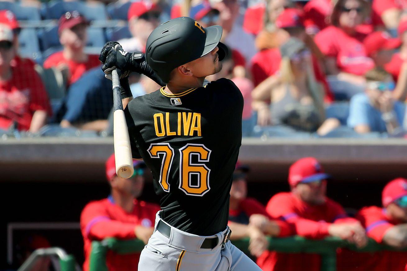 MLB: FEB 23 Spring Training - Pirates (ss) at Phillies