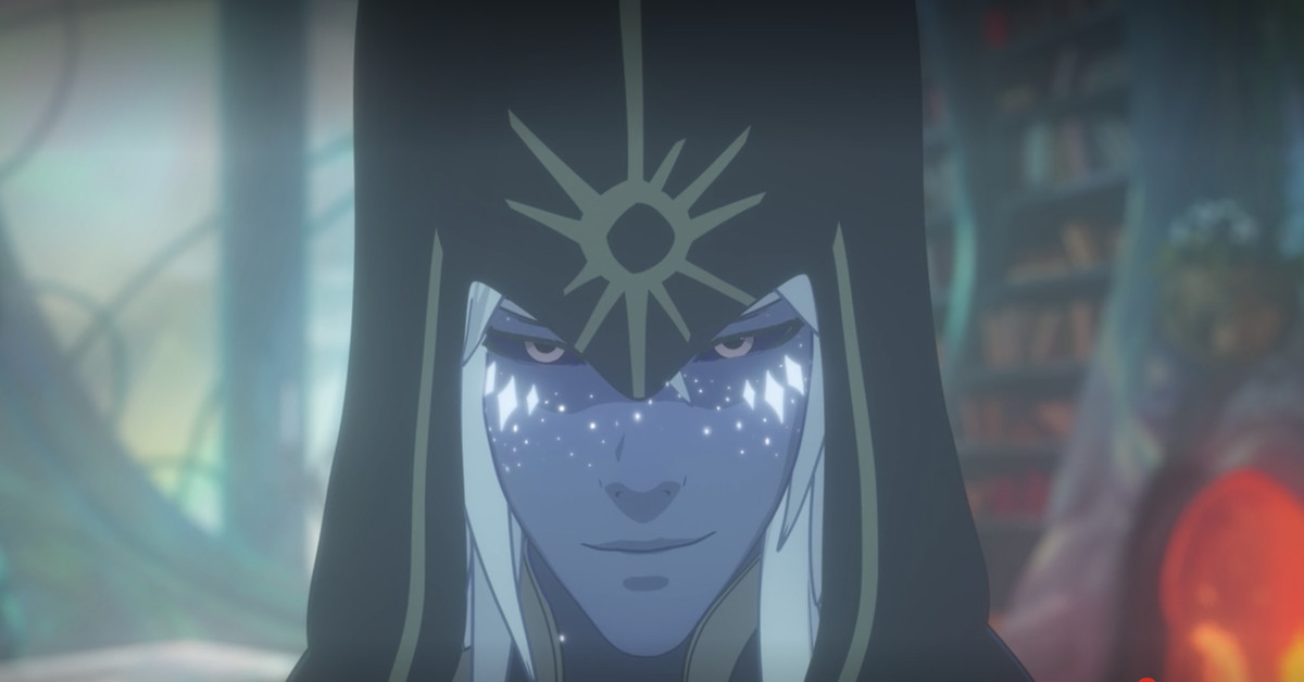 New Playstation 5 >> Dragon Prince's Aaravos and mirror's secrets were planted in season 1 - Polygon